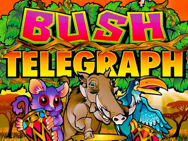 Bush Telegraph - зеркало казино GMSlots
